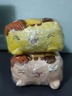 Tofu Cushion/Plushie