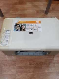 HP All In One Series Printer, Scanner, Photocopy