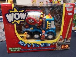 Mix 'n' Fix Mike Cement Truck
