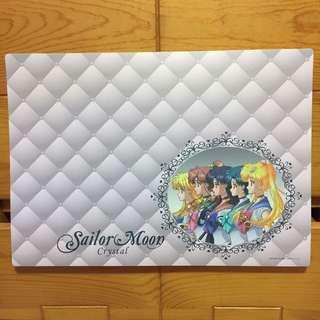 美少女戰士sailor moon 餐卓墊