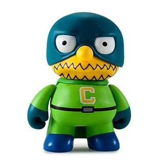 Kidrobot Simpsons 25 years The Collector