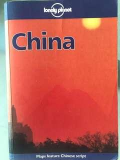🚚 China lonely planet