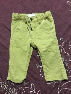 Yellow Pants (negotiable)