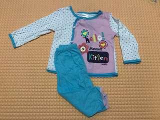 Anakku Pyjamas 0-3m