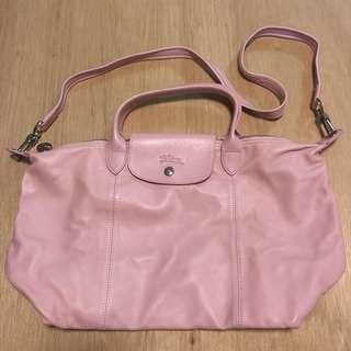 Longchamp 皮袋