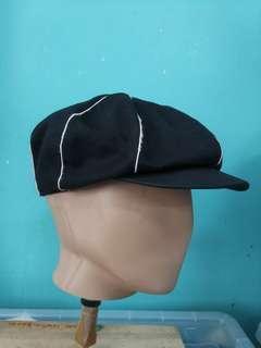 8 panel newsboys hat