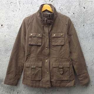 Jaket field j-honey