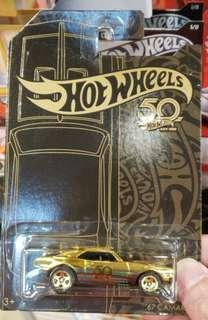 Hot Wheels 50th '67 Camaro