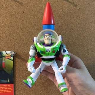 🚚 玩具總動員 火箭造型 巴斯