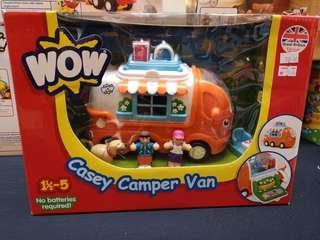 Casey Camper Van