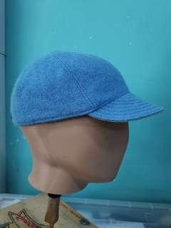Magnolia handmade cyclist machinist hat