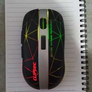 Wireless Rechargeable Mouse Cliptec RZS611