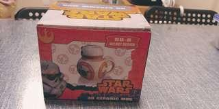 Star Wars 3D creaming Mug