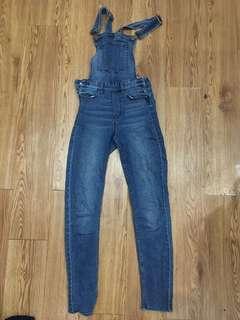 H&M Jeans Jumpsuit