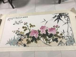 Chinese Painting (authentic)