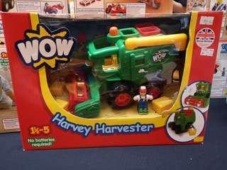Harvey Harvester Truck