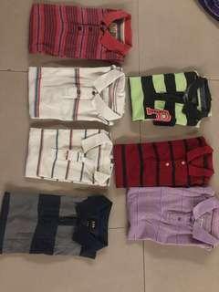 Polo shirts 1️⃣