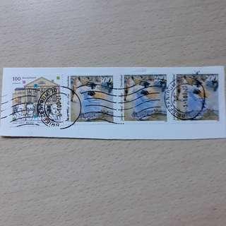 🚚 DESTM. 1999 Germany Stamps.