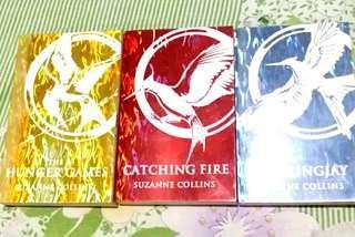 Hunger Games Trilogy Bundle (Foil Edition)
