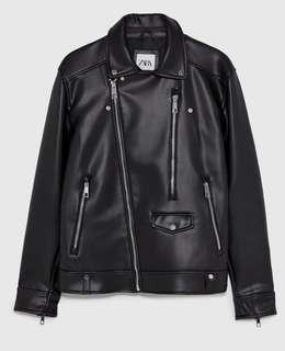 🆕Leather Jacket men