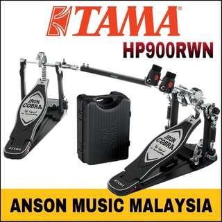 Tama HP900RWN Iron Cobra 900 Series Rolling Glide Twin Pedal