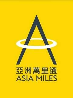 HKD0. 16 Asia Miles