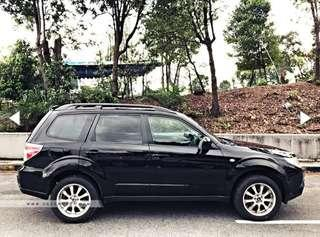 Subaru Forester stock rotors front and rear