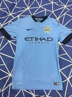 MANCHESTER CITY 14/15 HOME JERSEY