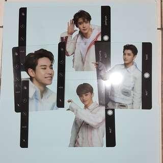 NCT 127 Neo City Postcard Frame