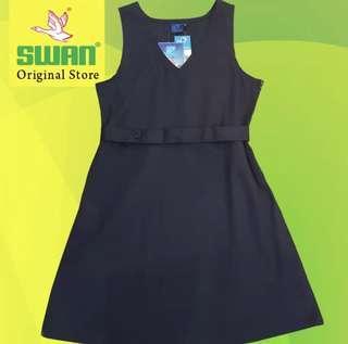 MJ Swan Pinafore Primary School Dress