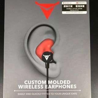decibullz diy 耳模 藍牙耳機 aptx 🎧完全支援iphone x