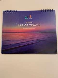 🚚 Singapore airlines 2019 calendar