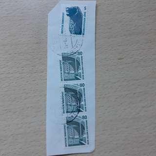 🚚 DESTM. 1997 Germany Stamps.