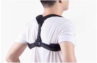 🚚 Instock Hunchback Corrector Posture Straighten Hunch Back Shoulders Band Brace More Lightweight Breathable Basic Portable