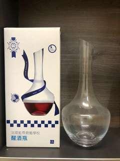 🚚 法國藍帶-醒酒瓶
