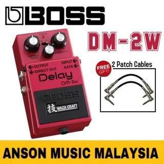 Boss DM-2W Delay Pedal