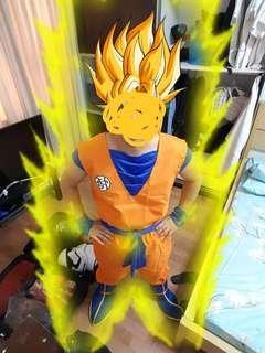 Son Goku costume