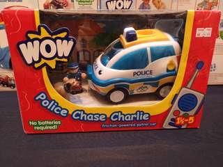 Police Chase Charlie Police Car