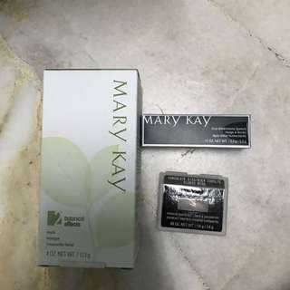 Combo Price: Mary Kay Botanical Effects Mask, Mineral Eye Colour, True Dimension Lipstick