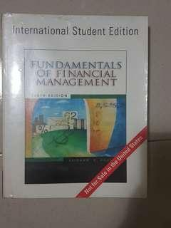 🚚 Fundamentals of Financial Management 10th Edition