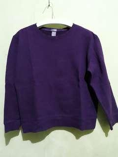 Sweater Ungu