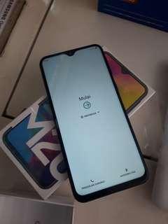 Samsung galaxy M20 😍