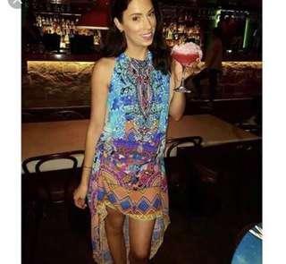 BNWT Camilla Drawstring Dress