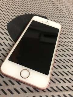 Iphone 5 se Rose Gold