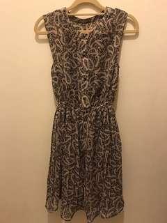 古著 變形蟲 背心裙洋裝