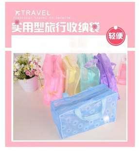 🚚 防水收納化妝包💦 (3入)