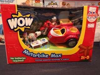 Motorbike Max Vehicle