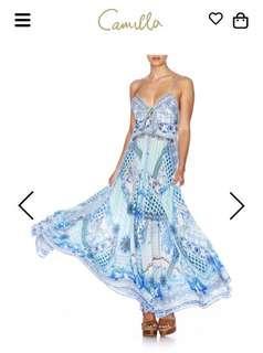 BNWT Camilla DayDreamer Maxi Dress