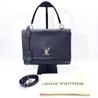 Authentic Pre-loved Louis Vuitton My LockMe Noir