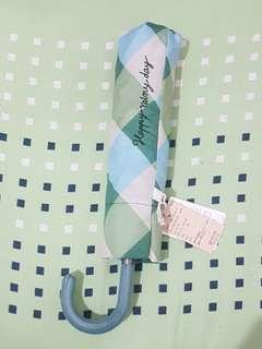 Happy rain paper clip payung